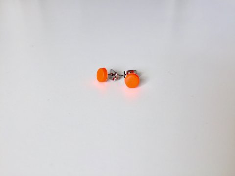Mini dot, neonorange